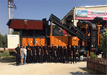 Lagersida FABO Stone Crusher Machines & Concrete Batching Plants Manufacturing Company