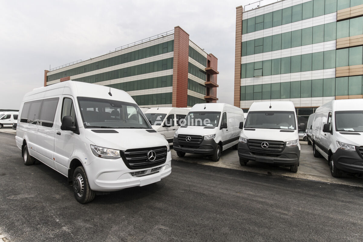 ny MERCEDES-BENZ IDILIS 516 19+1+1 *COC* 5500kg * Ready for delivery passagerare minibuss