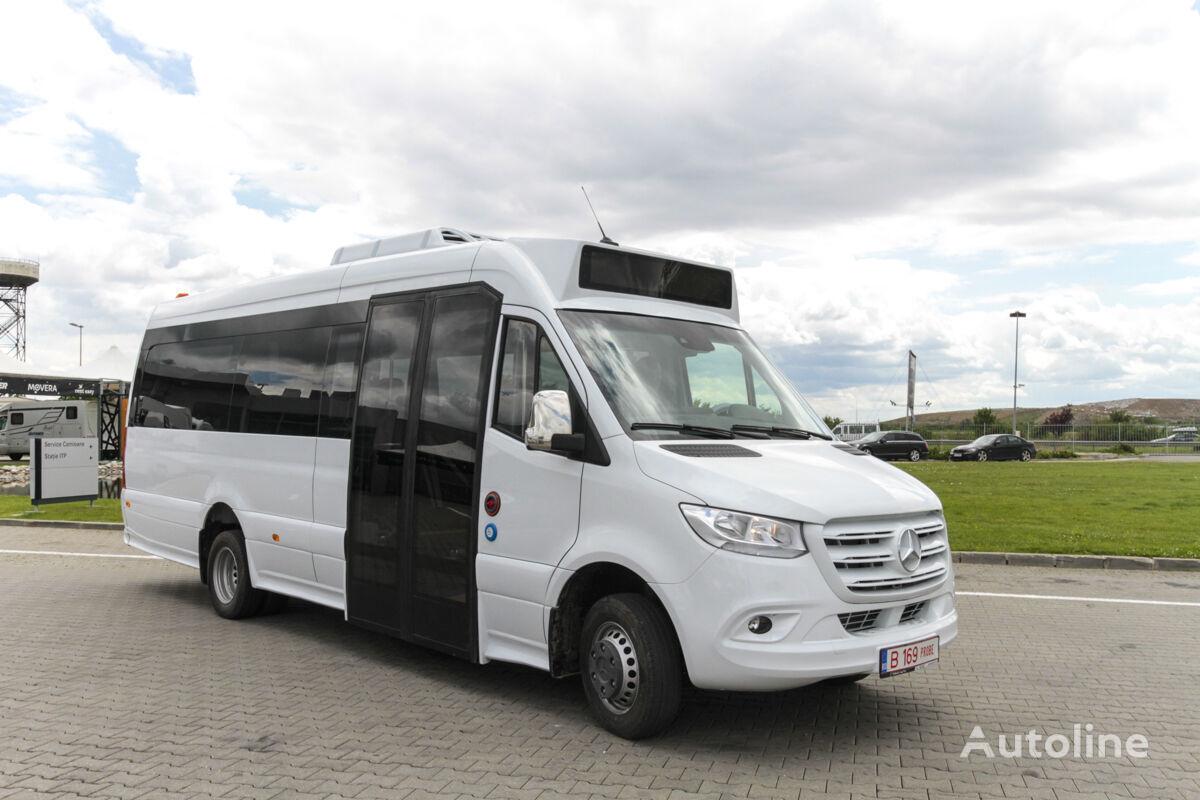 ny MERCEDES-BENZ 519 *coc 5500kg* 15seats +14standing+1driver passagerare minibuss