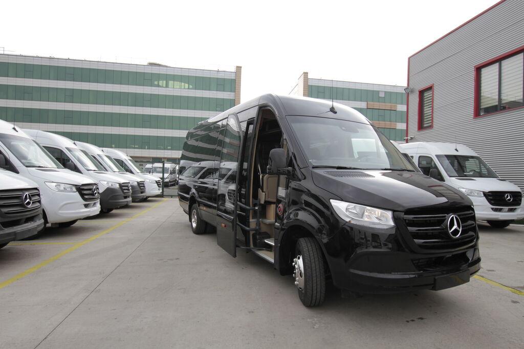 ny MERCEDES-BENZ 519, vip *COC* passagerare minibuss