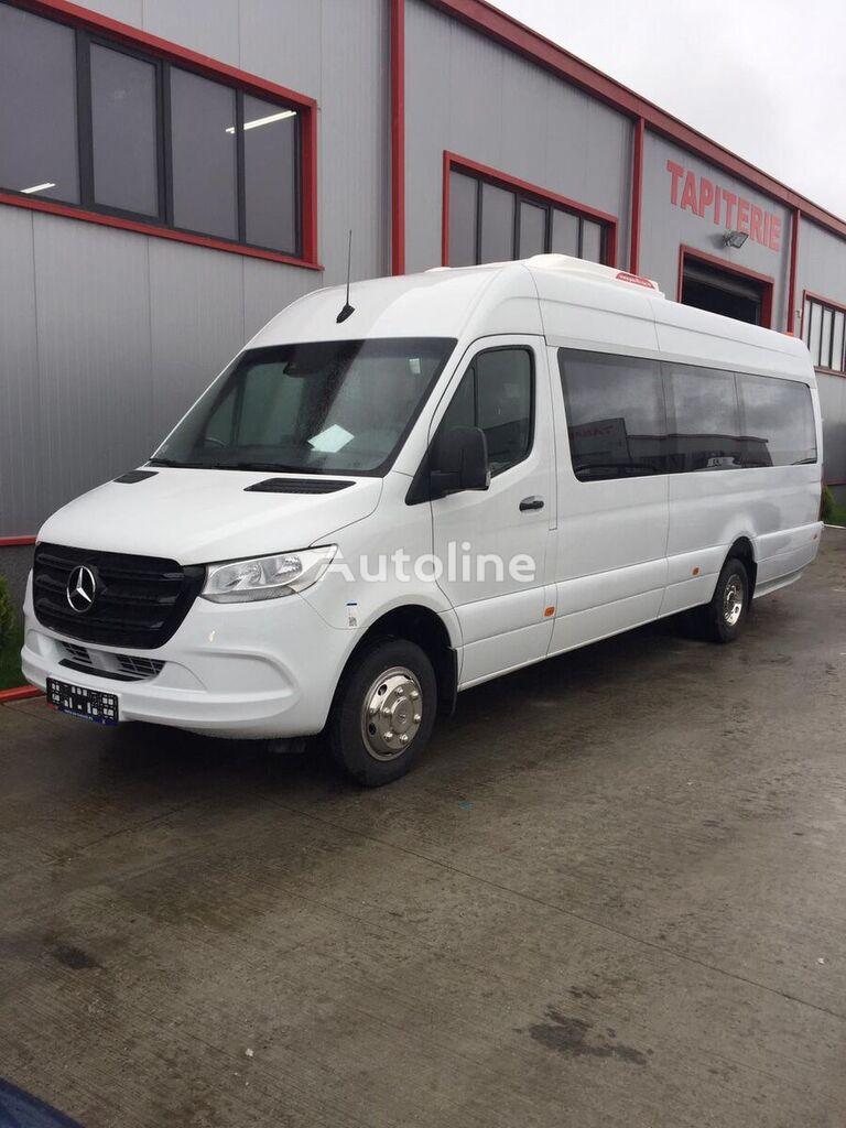 ny MERCEDES-BENZ Sprinter IDILIS 516,  22+1+1  *COC*  prolonged with 50cm fiber/s passagerare minibuss