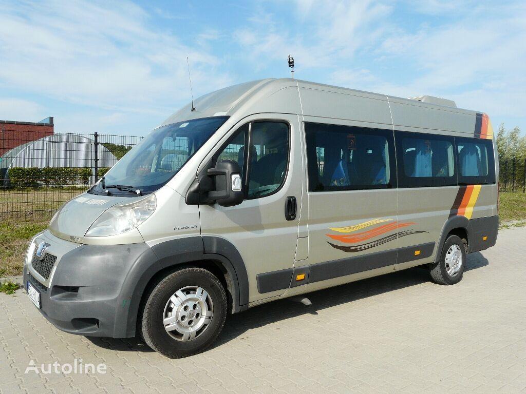 PEUGEOT Boxer passagerare minibuss