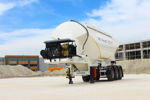 ny EMIRSAN W Type Cement Tanker Trailer from Factory  cementtank