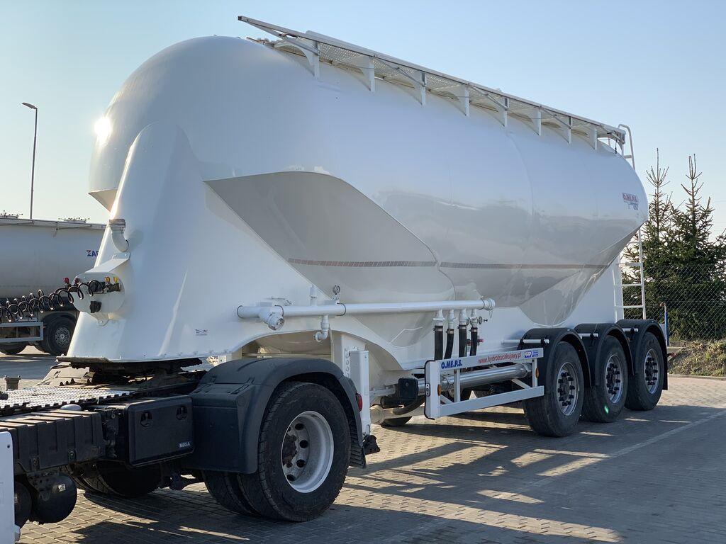 OMEPS CM39 cementtank