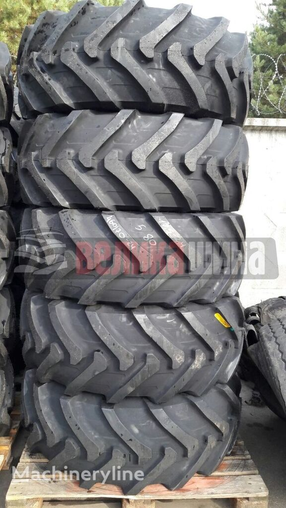 ny Michelin 460/70 R 24.00 däck för teleskoplastare