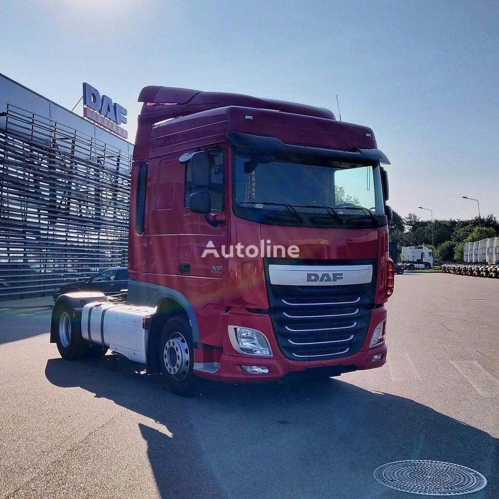 DAF XF 460 FT dragbil