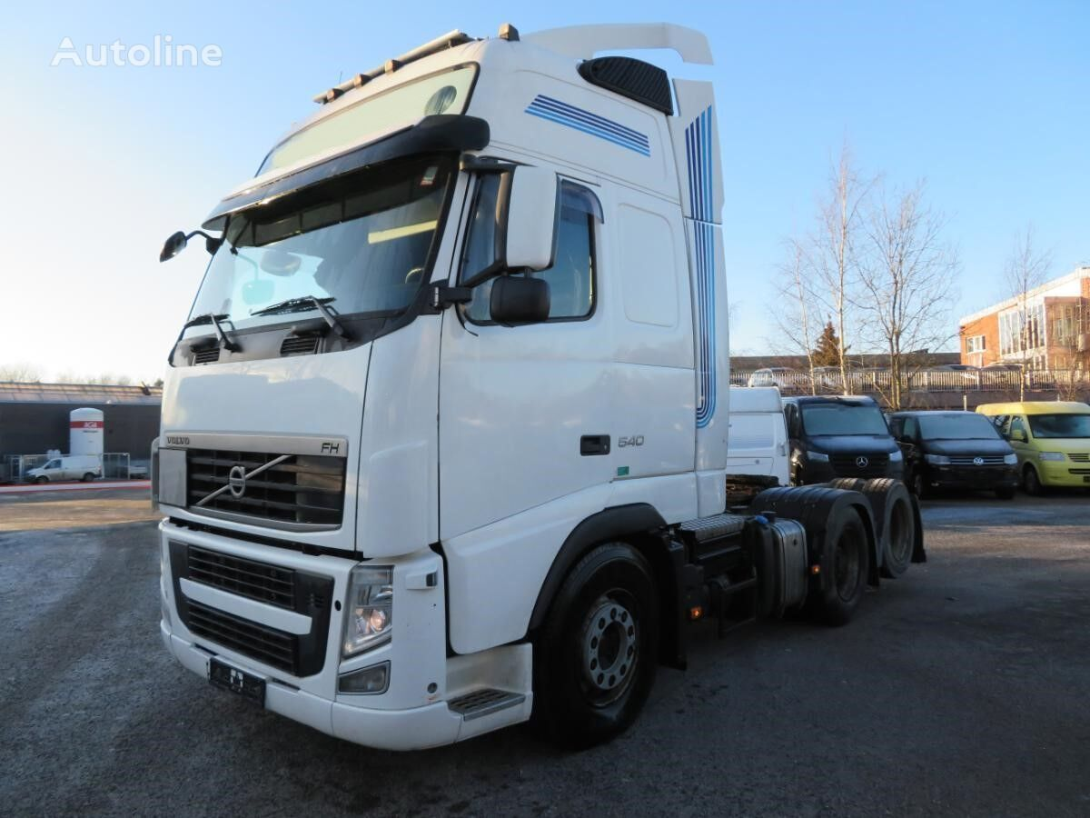 VOLVO FH540 6x2 hub reduction,hydraulics,parabel front dragbil