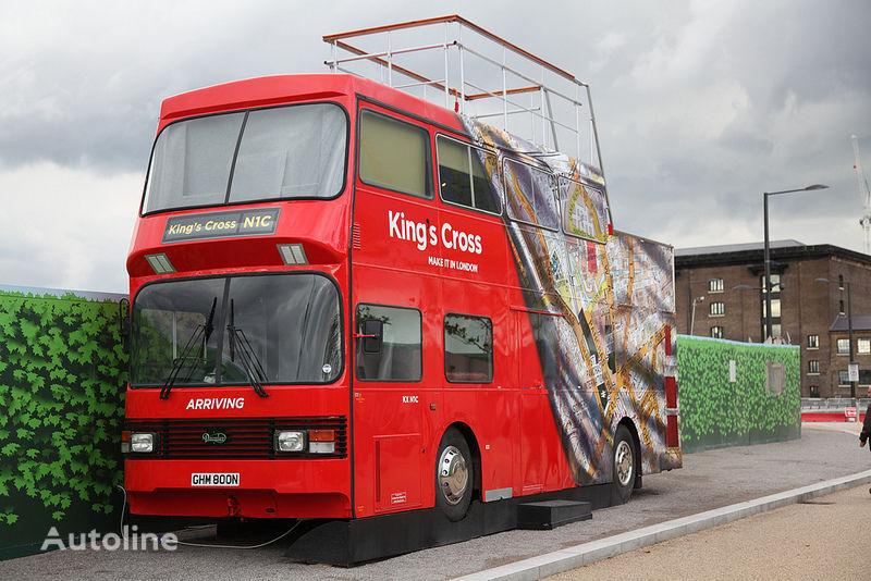 Daimler FLEETLINE British Double Decker Marketing Exhibition Training et dubbeldäckarbuss