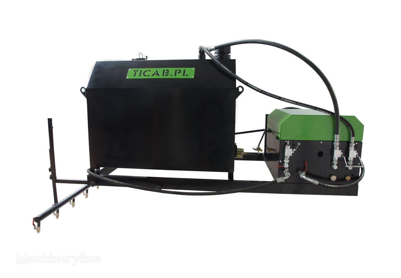 ny Bitumen distributor BS-1000 asfaltspridare