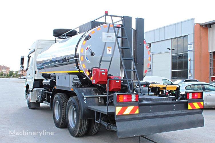 ny MARINI SprayFALT avtogudronator 14m3 asfaltspridare