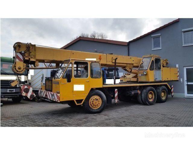 LIEBHERR LT1025-25t-Allrad 33 m 2x Seilwinde Kranwagen mobilkran