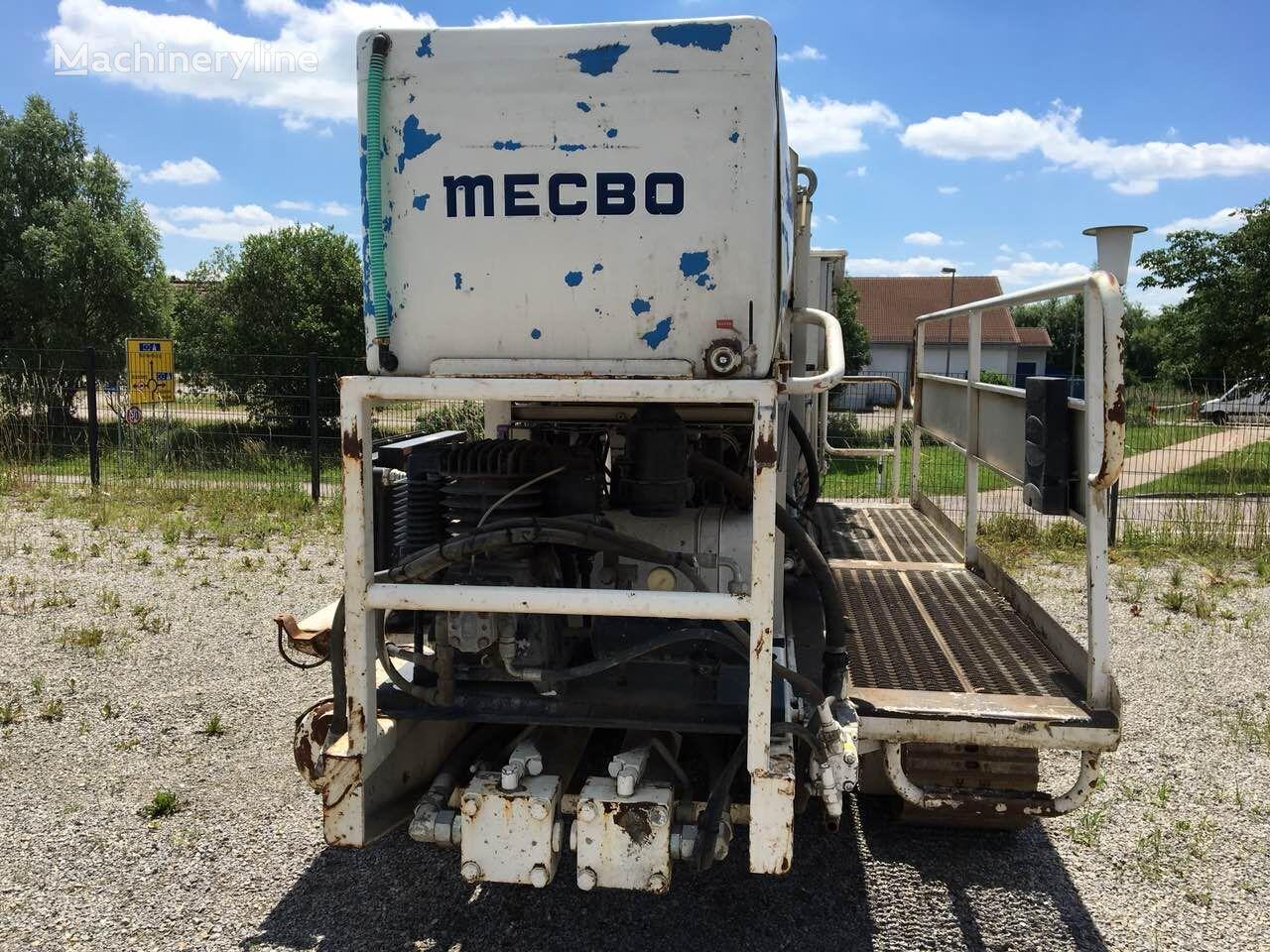 Mecbo P-6.80 stationär betongpump