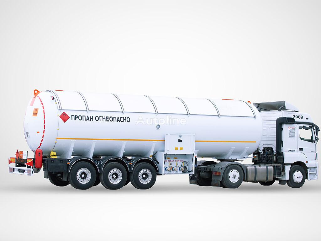 YILTEKS  LPG Tanker Trailer 48 M3 gastank