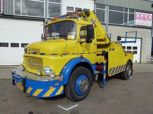 MERCEDES-BENZ LAK 1513 / 4x4 / Uniek Bergingsvoertuig - Recovery Truck bärgningsbil