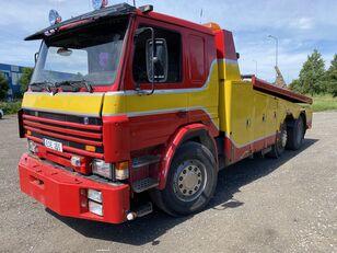 SCANIA P113 bärgningsbil