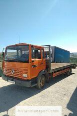 RENAULT Midliner S120 left hand drive electric winch 7.7 ton bärgningsbil