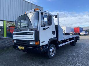 DAF 45.150 Manual pump, full steel, NL truck biltransport