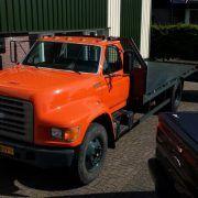 FORD F800 biltransport