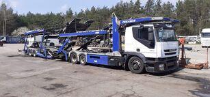 IVECO biltransport + biltransport trailer