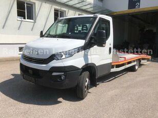 IVECO Daily 50 C 18 Járműszállító Csörlővel és Rámpával biltransport