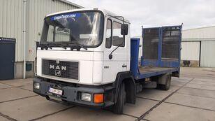 MAN FL 14.192 Euro 1 Engine / Winch 15000 kg. biltransport