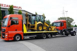 MAN TGX 26.440 XXL , E6 , 6X2 , NEW BODY 7,5m , hydraulic , 2x winch biltransport