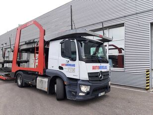 MERCEDES-BENZ ACTROS biltransport + biltransport trailer