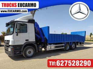 MERCEDES-BENZ ACTROS 25 32 biltransport