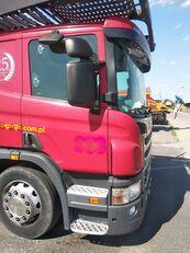 SCANIA P360 biltransport + biltransport trailer