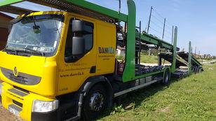 RENAULT Premium 370.18 Euro5 !!! biltransport + biltransport trailer