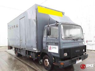 IVECO Magirus 80 16 horse truck djurtransport