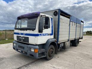 MAN 14.224 4x2 Animal transport djurtransport