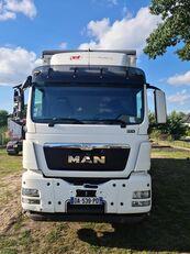 MAN TGS 35 440  8x4 djurtransport