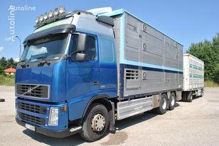 PEZZAIOLI FH12 480 djurtransport