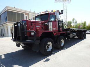 KENWORTH * C500 * Bed / Winch * 8x4 Oil Field Truck * flak lastbil