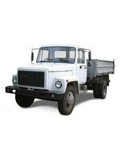 GAZ 3309 flak lastbil