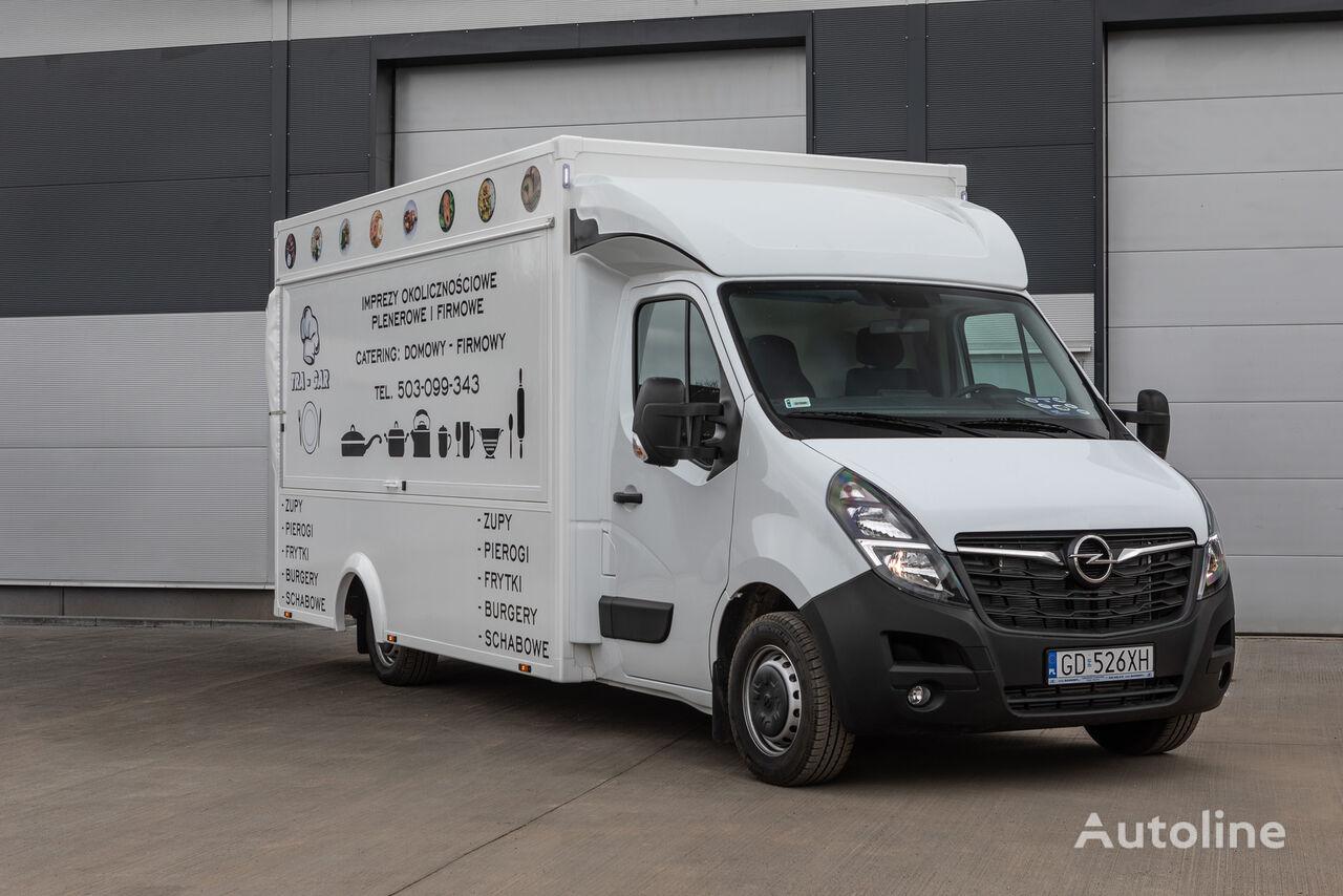 ny BANNERT Verkaufswagen Imbisswagen Food Truck Elektryk försäljningsbil