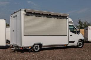 ny OPEL Verkaufswagen Imbisswagen Food Truck försäljningsbil