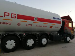 MAN TOP SYSTEM NEW BUILDED 32000L And 24000L LPG Bobtail LAST ONE IN gaslastbil