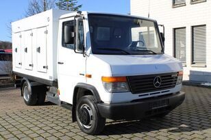 MERCEDES-BENZ Vario613D ICE-33°C 182tkm Radstand3150 Euro 5 glassbil