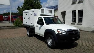 MAZDA B 50 4WD ColdCar Eis/Ice -33°C 2+2 Tuev 06.2023 4x4 Eiskühlaufba glassbil
