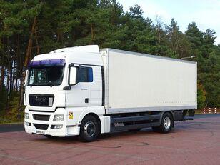 MAN-VW MAN TGX 18.400 isotermiska lastbil