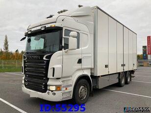 SCANIA R500 - 6X2 - EURO 5 isotermiska lastbil