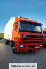 DAF 95 360 ATI left hand drive ZF manual pump 19 ton  kylbil lastbil