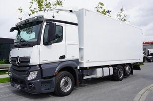 MERCEDES-BENZ Actros 2540 container / 6 x 2 / 18 EP kylbil lastbil