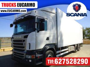 SCANIA R 480 kylbil lastbil