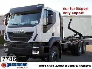 ny IVECO Trakker / AD260T45 / Autom./Klima lastväxlare lastbil