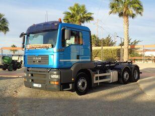 MAN TGA 26.480 lastväxlare lastbil