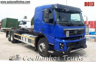 VOLVO FMX 420  6x2 lastväxlare lastbil