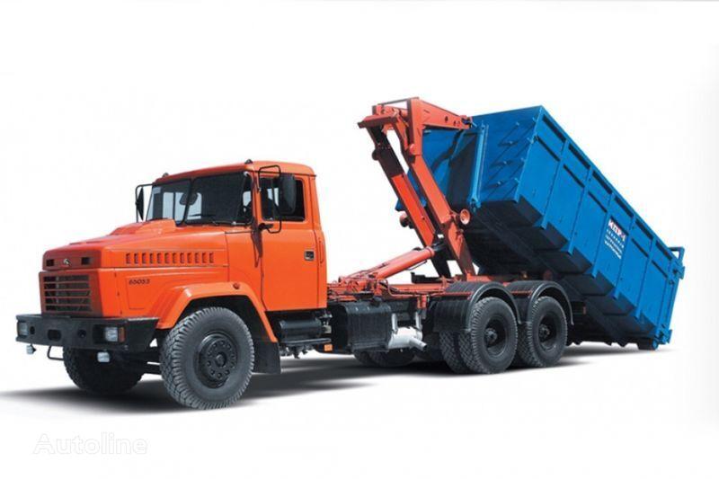 KRAZ 65053 MPR-1  lastväxlare lastbil